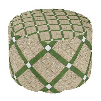 伝統的なセラミックタイルパターン プーフ