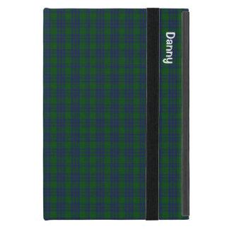 伝統的なモントゴメリーのタータンチェック格子縞のiPad Miniケース iPad Mini ケース