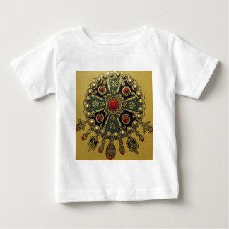 伝統的な北のアフリカの宝石類 ベビーTシャツ
