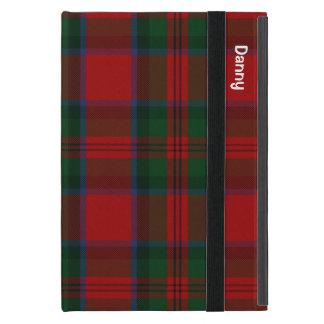 伝統的なMacDuffのタータンチェック格子縞のiPad Miniケース iPad Mini ケース