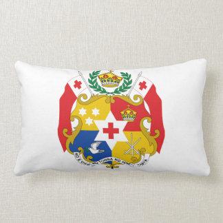 伝統的なTongan盾の紋章の枕 ランバークッション