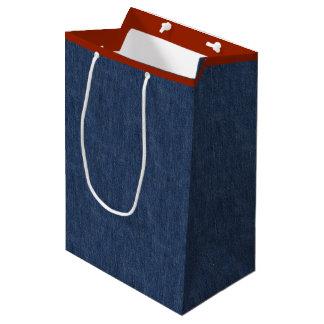 伝説のブルー・ジーンズ ミディアムペーパーバッグ