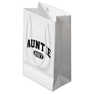 伯母さん2017年 スモールペーパーバッグ