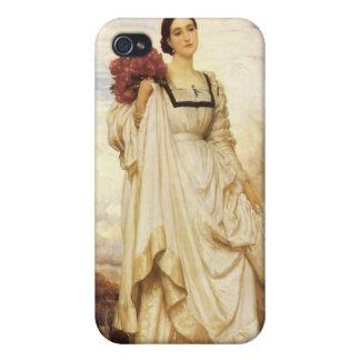 伯爵婦人Brownlow -フレデリックLeighton iPhone 4/4S ケース