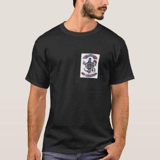 位置のサン・アントニオ Tシャツ