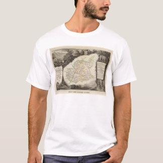 低いアルプスについてのDept Tシャツ