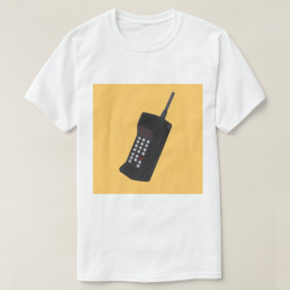 低い多トラップの電話 Tシャツ