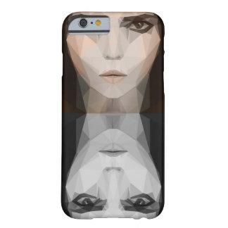 低い多女の子 BARELY THERE iPhone 6 ケース