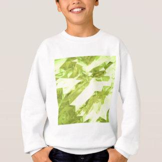 低い多抽象芸術 スウェットシャツ