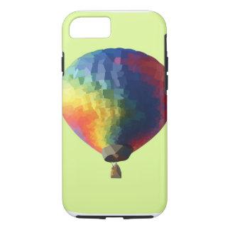 低い多熱気の気球 iPhone 8/7ケース