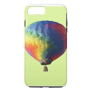 低い多熱気の気球 iPhone 8 PLUS/7 PLUSケース