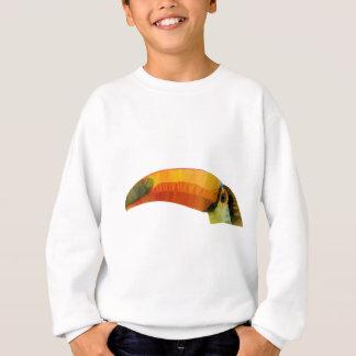 低い多Toucan スウェットシャツ