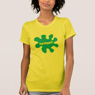 低い影響のTシャツ Tシャツ