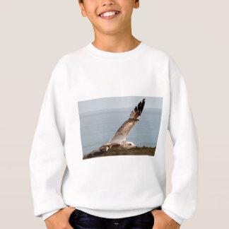 低い飛ぶ鳥 スウェットシャツ