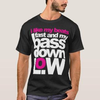 低の低音 Tシャツ