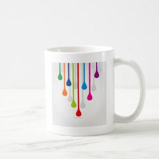 低下 コーヒーマグカップ