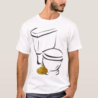 低流れ洗面所、イメージ Tシャツ