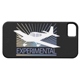 低翼の実験飛行機 iPhone SE/5/5s ケース