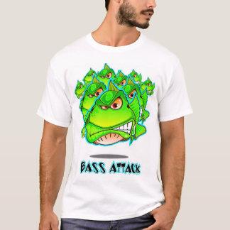 低音の攻撃 Tシャツ