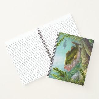 低音の魚 ノートブック
