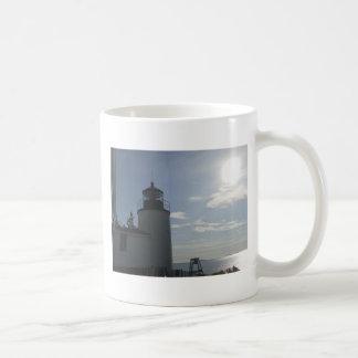 低音港の灯台 コーヒーマグカップ
