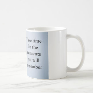 住む覚えるべき単語および引用文 コーヒーマグカップ