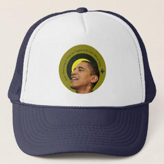 住んでいるバラック・オバマ夢のトラック運転手の帽子 キャップ