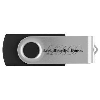 住んで下さい、呼吸して下さい、踊って下さい USBフラッシュドライブ