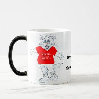 佐野猫 モーフィングマグカップ