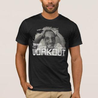 体のトレーニング Tシャツ