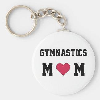 体操のお母さん キーホルダー