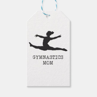 体操のお母さん ギフトタグ