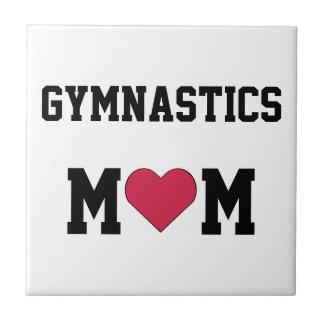 体操のお母さん タイル
