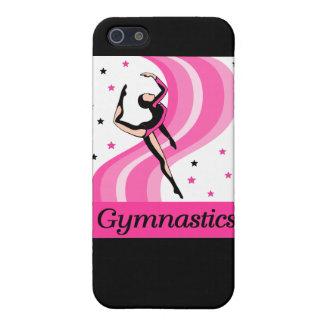 体操の跳躍 iPhone 5 CASE