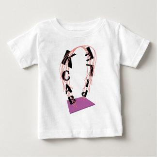 体操のTシャツ ベビーTシャツ