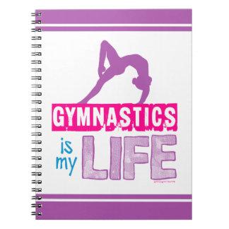体操は私の生命です ノートブック