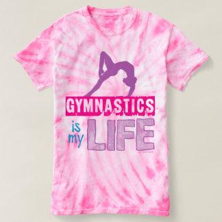 体操は私の生命です Tシャツ