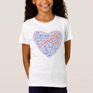体操愛Tシャツ Tシャツ