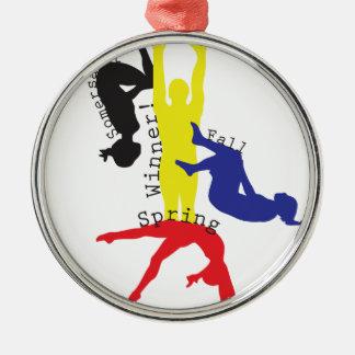 体操365 メタルオーナメント
