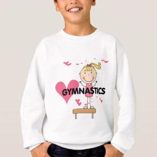 体操-愛体操のTシャツおよびギフト スウェットシャツ