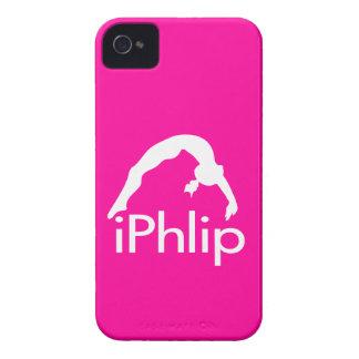 体育専門家のためのiPhlipのiPhoneの場合 Case-Mate iPhone 4 ケース