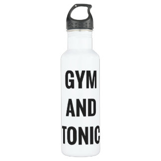 体育館およびトニック-水和物 ウォーターボトル