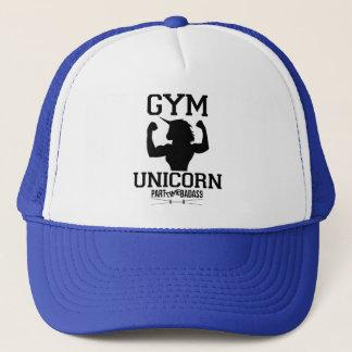 体育館のユニコーントラック運転手の帽子 キャップ
