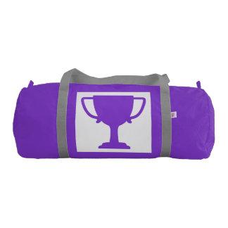 体育館の勝者のトロフィ賞の健康のエクササイズのフィットネス ジムバッグ