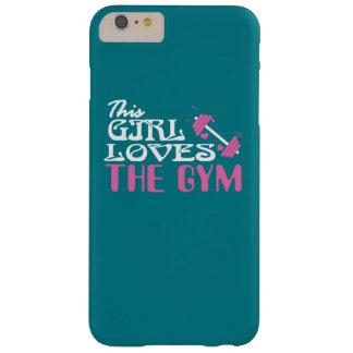 体育館の恋人 BARELY THERE iPhone 6 PLUS ケース