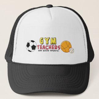 体育館先生の単語の芸術の帽子 キャップ