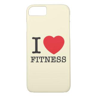 体育館及びフィットネスのiPhoneのケース iPhone 8/7ケース