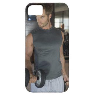 、体育館運動します、スポーツ、人、体の心配、日、 iPhone SE/5/5s ケース