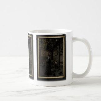 体質性 コーヒーマグカップ