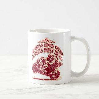 体2の精神のマグ(ヴィンテージ) コーヒーマグカップ
